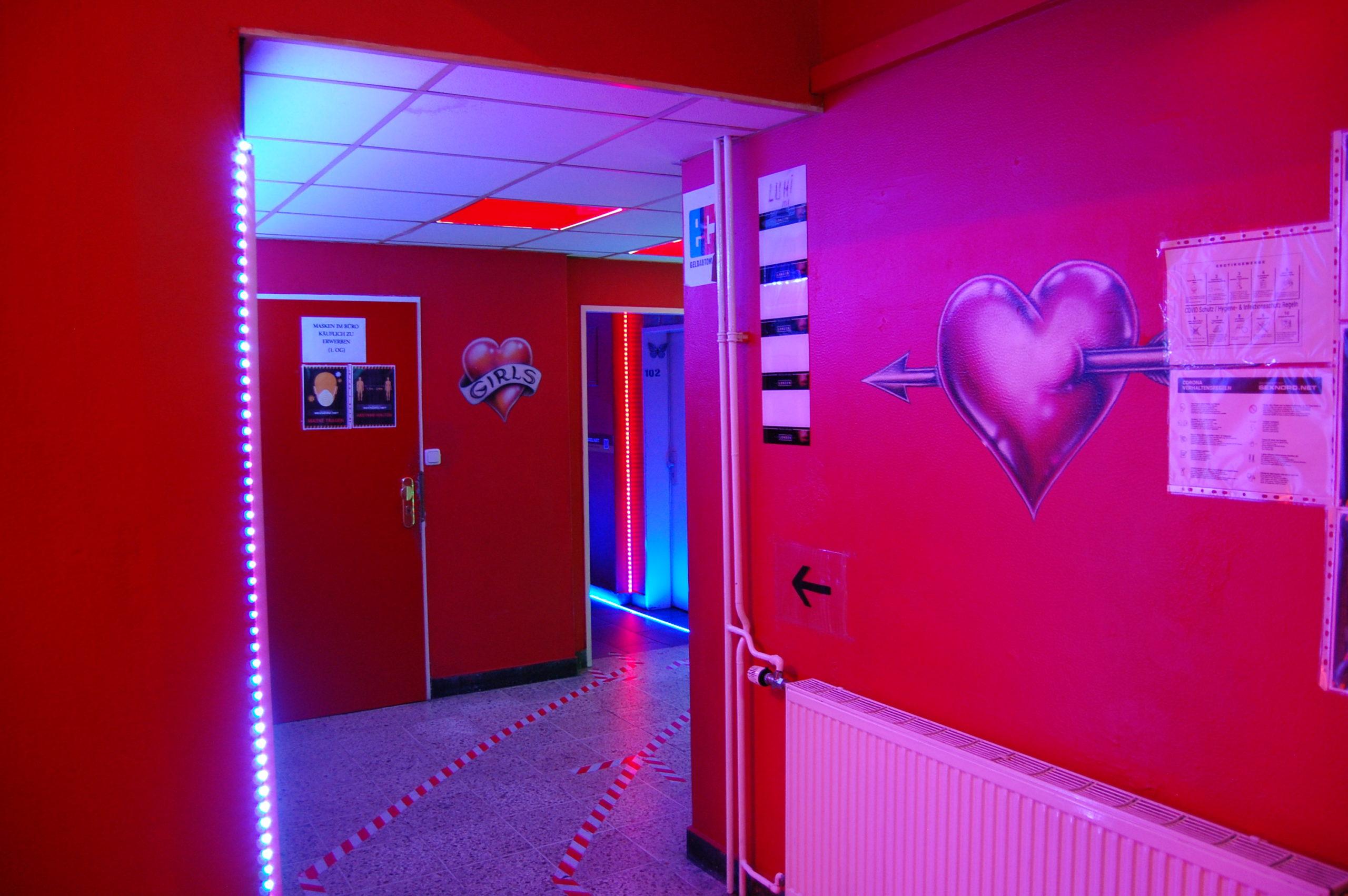 Eros Center Kiel Wall 50 Laufhaus in Kiel - Das beste